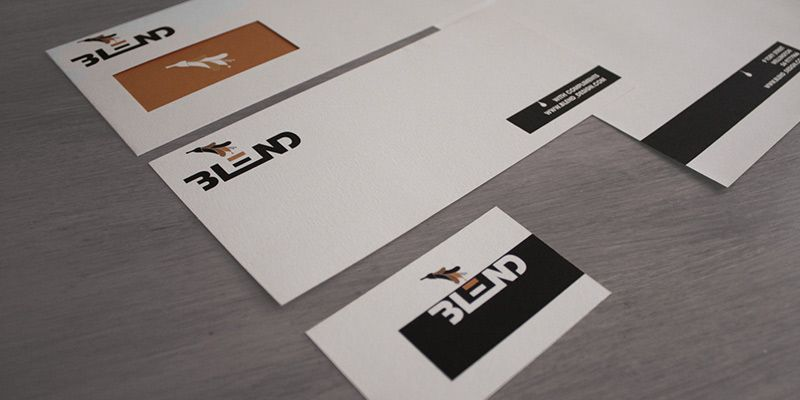 Brand Design Wellington - Blend Design