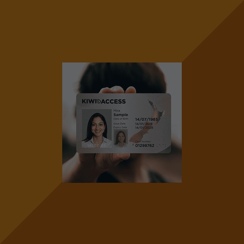 Kiwi Access Card