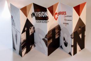 Geometric Brochure Design